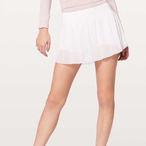 LULULEMON | Just Pleat It Skirt